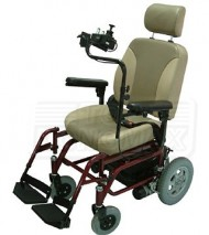Chin Control  Power Wheelchair