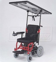 Solar Power and Electric Two Way Using weelchair