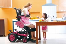 Electric Standing Wheelchair - Angel
