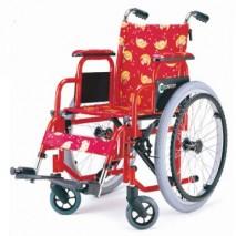 Kids Steel Wheelchair