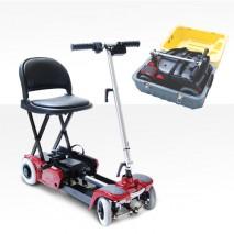 4 Wheels Mini Size Scooter