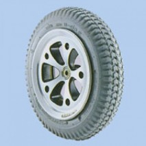 Alum wheel
