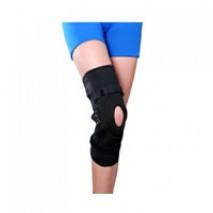 Compression airmesh knee brace
