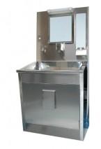 Scrub Sinks Station