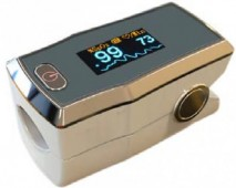 OLED display Finger Pulse Oximeter