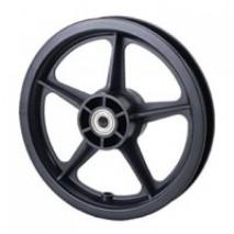 "12"" plastic wheel"