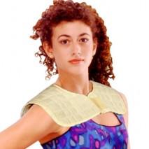 Magnetic shoulder pad
