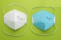 NIOSH N95 mask -Vertical Foldable type Respirator