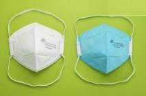 NIOSH N95 mask -Vertical Foldable type Respirator