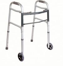 Aluminium walker