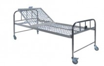 1-Hand -lifting hospital bed