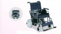 Power steel wheelchair