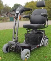 Power scooter / Electric scooter / Electric mobility / Scooter