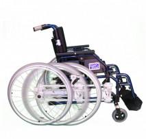 World's First Transfer Wheelchair