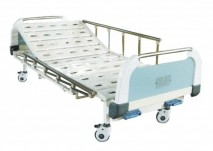 Two functional manual bed
