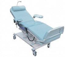 Electric dialys medical bed