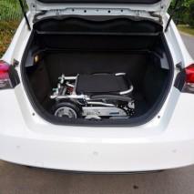 Portable power wheelchair