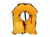 Coated Fabric of Nylon210D/TPU  For Life jacket