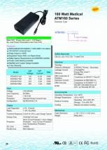 160 Watt Medical Adapter