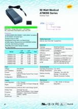 90 Watt Medical Adapter
