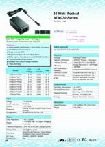 30 Watt Medical Adapter