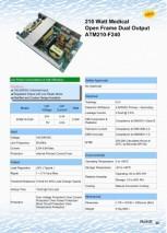 210W Open Frame (Custom Design)