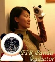 Relax Far-infrared Panda Lamp