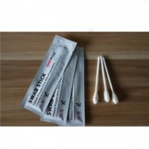CHG Skin Antiseptic Cotton Swab(Three Swab per bag )