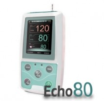 blood pressure with pulse oximeter
