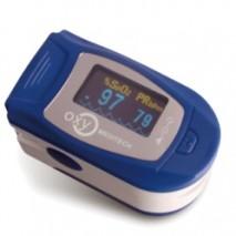 OLED finger oximeter