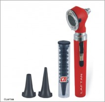 Fiber Optic Otoscope set