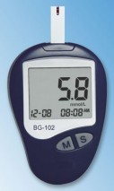 Blood Glucose meter & Uric Acid Meter