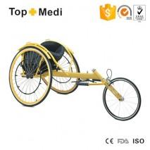 TOPMEDI speed king good quality racing wheelchair