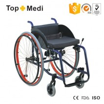 TOPMEDI archery sport wheelchair