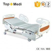 THB3239WZF4 Five functions Steel Hospital Bed with Centrol Control Lock