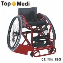 Leisure and sports wheelchair for rugby offensive TLS770LQ-32