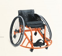 2015 new products aluminum leisure and sports wheelchair TLS779LQ-36