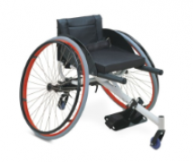Rehabilitation therapy supplies Topmedi leisure and sports wheelchairs for tennis TLS785LQ-36