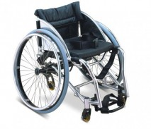 Rehabilitation therapy supplies Topmedi leisure and sports wheelchairs for dancing TLS755LQ-36