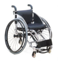 Topmedi rehabilitation therapy supplies leisure and sports wheelchair for pingpong TLS756LQ-36