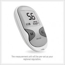 Blood Glucose Monitor and test strips