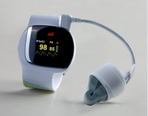 Specification of Wearable Wrist Pulse Oximeter