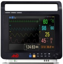 Specification of AK12L Patient Monitor