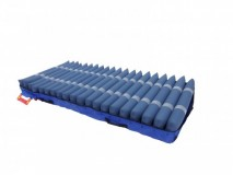 Anti-decubitus mattress with pump 8