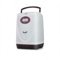 Continuous and Pulse dose dual mode Portable Oxygen Concentrator