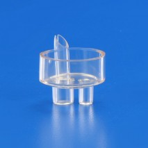 Cover for drip chamber for 6.6*3.6*24.5mm