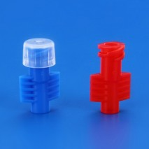Dialysis connector for 6.6mm