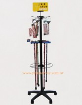 Medical Swivel Display Stands