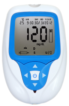 JMT-Majestic Blood Glucose Meter