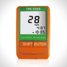 THE EDGE Blood Lactate Monitoring System